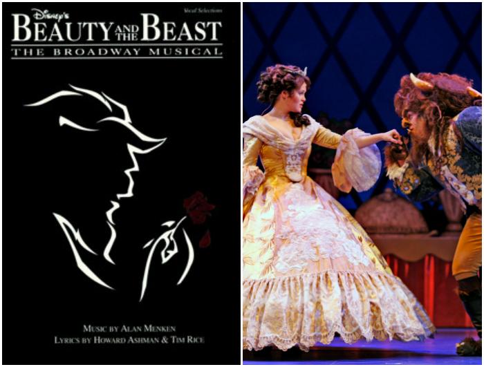 Disney na Broadway - A Bela e a Fera | Dani Que Disse