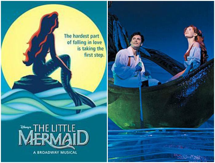 Disney na Broadway - A Pequena Sereia | Dani Que Disse