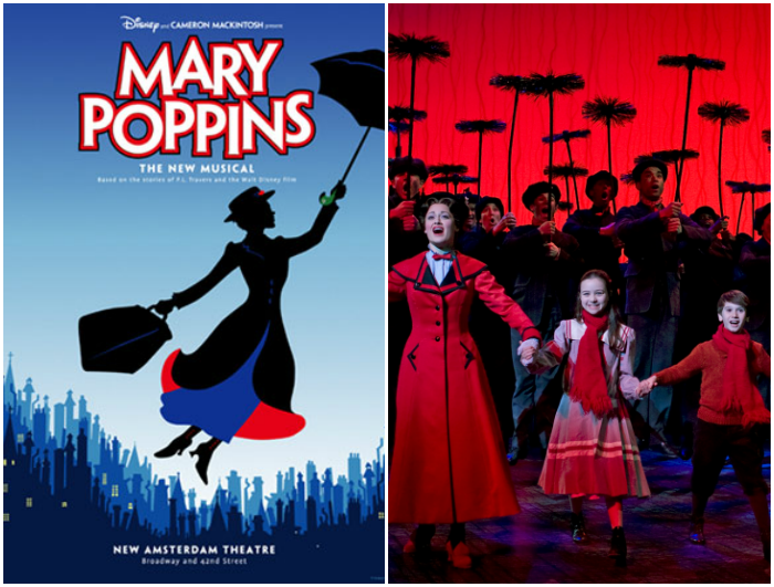 Disney na Broadway - Mary Poppins | Dani Que Disse