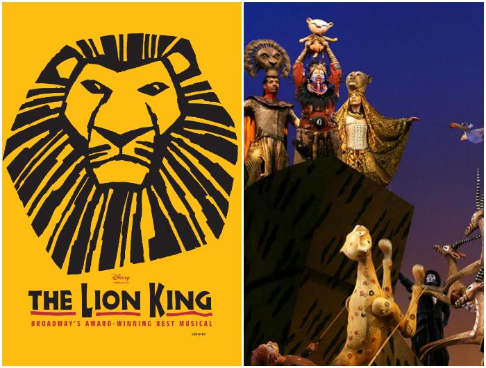 Disney na Broadway - O Rei Leão | Dani Que Disse