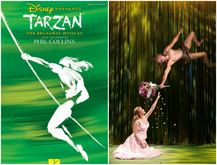 Disney na Broadway - Tarzan | Dani Que Disse