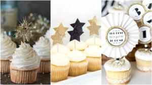5 ideias fáceis para decoração de festa de Ano Novo | Dani Que Disse