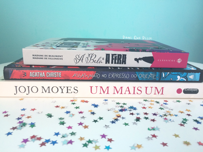 3 livros para ler durante o carnaval | Dani Que Disse