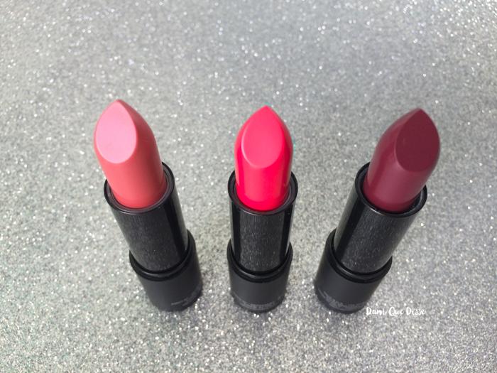 Batons Kiko Smart Lipstick 903, 912 e 914 | Dani Que Disse