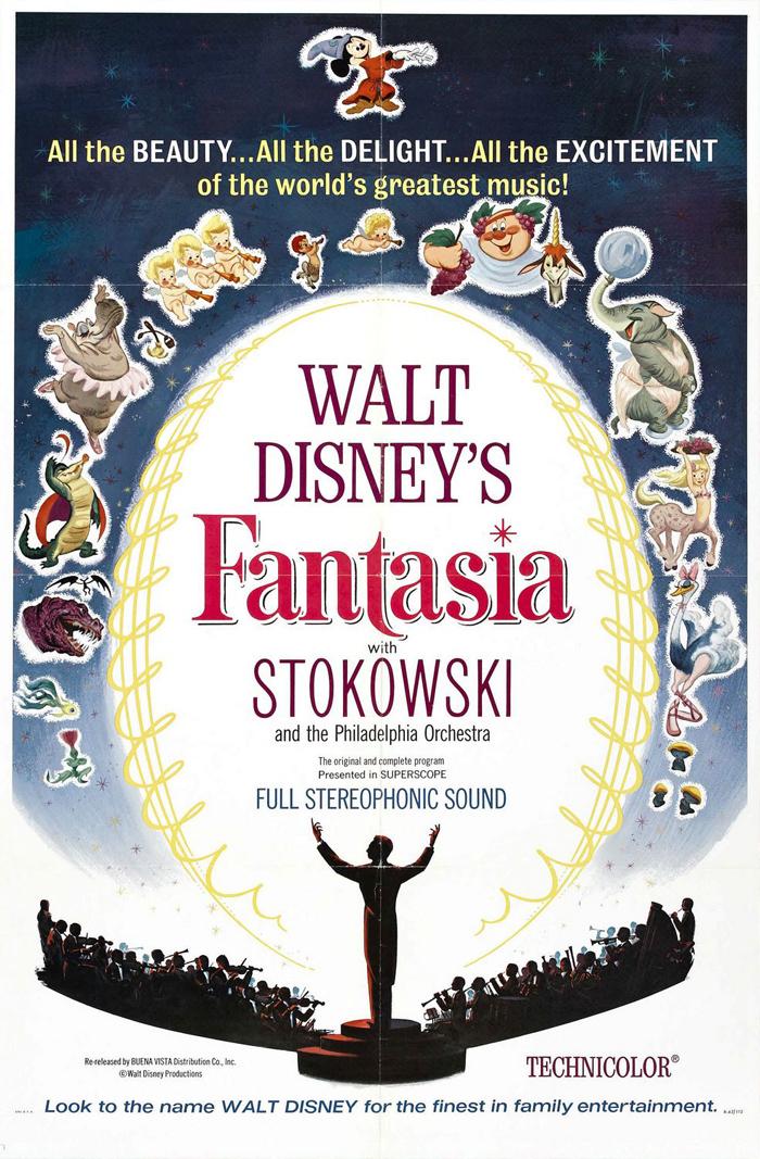 Disney Friday DQD – Fantasia | Dani Que Disse