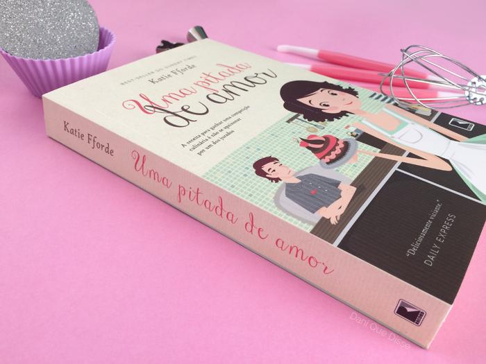 Resenha Uma Pitada de Amor – Katie Fforde | Dani Que Disse