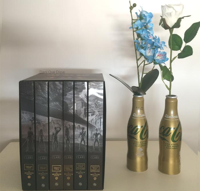 Tag: Desafio Fã de Livros | Dani Que Disse