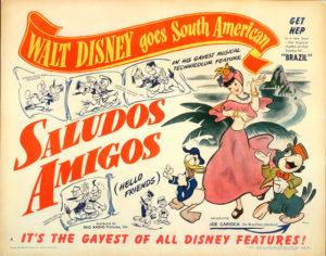 Disney Friday DQD – Alô, Amigos | Dani Que Disse