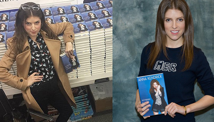 10 famosas que escreveram livros - Anna Kendrick
