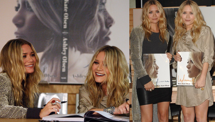 10 famosas que escreveram livros - Mary-Kate & Ashley Olsen