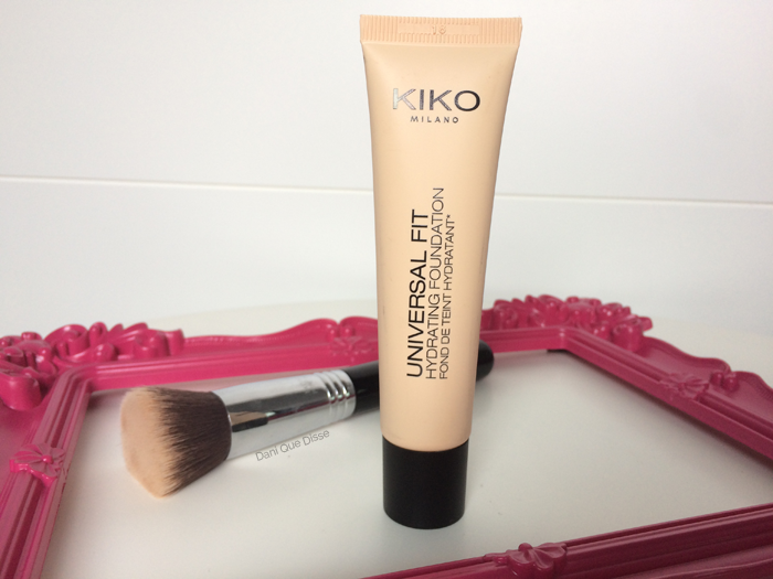 Resenha Base Kiko Universal Fit Hydrating Foundation | Dani Que Disse