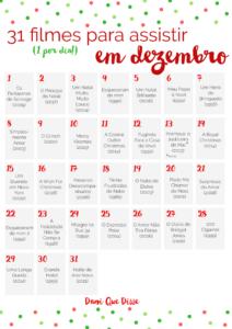 31 filmes de natal e ano novo para assistir em dezembro