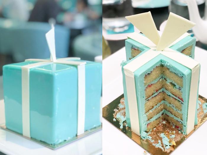 The Blue Box Café | The Blue Box Celebration Cake